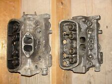 Used 2x VW#025101375C Water-Cooled Cylinder Heads/Water-Boxer 1.9L Vanagon,Westy