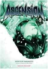 Manga Ascension Tome 09 Seinen Shinichi Sakamoto Livre Neuf Delcourt Ginkgo VF