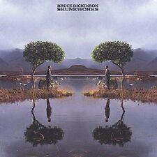 Skunkworks by Bruce Dickinson CD (Iron Maiden)  (2004 Castle Music Ltd. UK) NEW