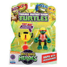 Teenage Mutant Ninja Turtles Half Shell Heroes Raph with Jackhammer