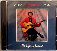 """Sealed ROMANE CD  """" The Gypsy Sound """" - Belle Meade Records,  Gypsy Swing Guitar"""