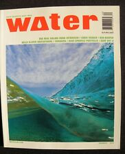Surfline'S Water Magazine 2006 Summer Vol.5 #2 Surfing Hawaii Surfer Longboard