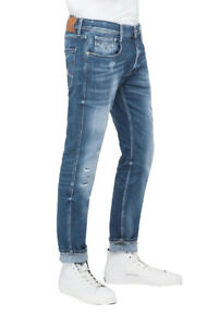 "Replay Jeans Anbasse M914Y 141 706 Powerstretch "" 10 Years aged """