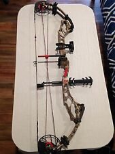 PSE Freak MAX Camo Compound Bow 50-60lbs + Release Aid