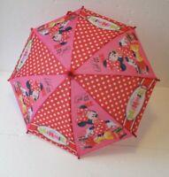 Disney Regenschirm Minnie Maus Look at me Kinderschirm Mädchen Mouse 65cm
