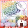 Coltum rainbow balloons arch garland assorted ballons pastel colour 100 pcs 10