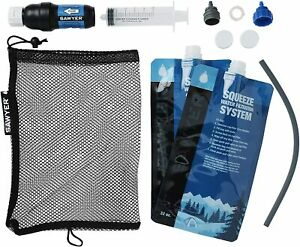 [Ready Stock] SAWYER SP129 SQUEEZE WATER FILTRATION SYSTEM (GENUINE)