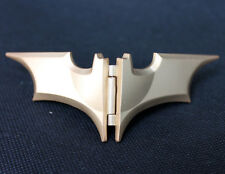 Gold Batman Badge&Money Clip Magnetic Folding With Gift Box