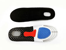 Aquarius Sport Shock Absorption Orthotic Insoles with 3D Arch Support (S 35-40)
