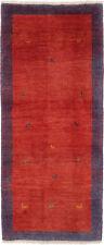 Gabbeh Teppich Orientteppich Rug Carpet Tapis Tapijt Tappeto Alfombra Art Runner