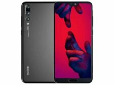 Huawei P20 Pro 128GB SIM Free Unlocked Android Smartphone, Black - Excellent A+