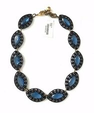 NWT LULU FROST FOR J. CREW CRYSTAL EYE STATEMENT NECKLACE