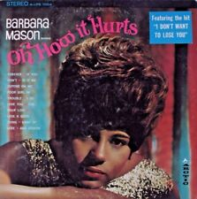 "BARBARA MASON~""OH, HOW IT HURTS""~ORIGINAL ARTIC  *FACTORY SEALED""~""STEREO""~LP!!!"