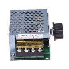Regulador Controlador de Tension Voltaje Silicio Potencia 4000W Cascara Q5T6