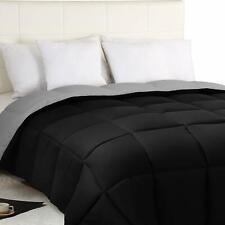 All Season Soft Premium Down Alternative Reversible Comforter Utopia Bedding