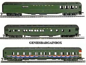 HO Scale Train PRESIDENTIAL HEAVYWEIGHT PASS SET IHC