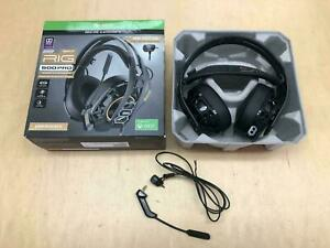 Plantronics 211221-60 RIG 500 PRO Dolby Atmos Gaming Headset, Black