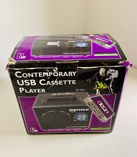 Digitech Audio GE-4052 USB Cassette Player Recorder Brand New