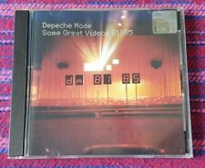 Depeche Mode ~ Some Great Videos ( Malaysia Press ) Vcd