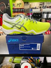 asics gel resolution 7 womens Size 8 New