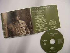 JOHN GRAHAM LESLIE 4 track EP from Land/River/Sea album 2007 UK CD Folk – RARE!