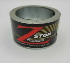 Z Stop Roofing Zinc Strip Moss Amp Fungus Inhibitor 519124 Nollnorwesco 50ft