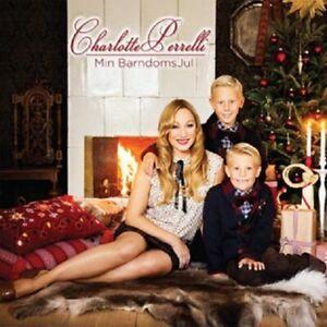"Charlotte Perrelli - ""Min Barndoms Jul"" - 2013 - CD Album"