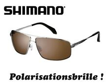 Shimano Angler Sonnenbrille Polbrille Polarisationsbrille Sunglass HG-081N   9B