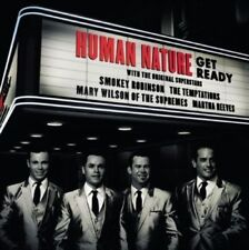 Human Nature - Get Ready [New & Sealed] CD