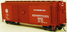 Funaro  F&C HO 8410 PRR X37A Steel Automobile  Boxcar Circle Keystone Decals