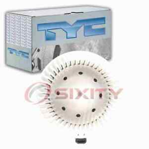TYC Front HVAC Blower Motor for 2009-2014 Ford F-150 Heating Air dm