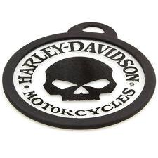 Harley-Davidson Willie G. Skull Glass Cutting Board HDL-18527