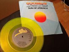 GOOMBAY DANCE BAND . SUN OF JAMAICA  . LTD EDITION . YELLOW VINYL 1979  RARE
