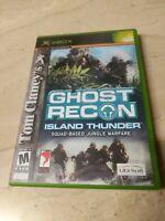Tom Clancy's Ghost Recon Island Thunder XBOX