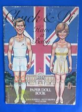 1982 CHUCK & DI HAVE A BABY:PAPER DOLL BOOK by Will Elder SC GVG UNUSED