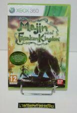 ++ jeu XBOX 360 MAJIN and the FORSAKEN KINGDOM NEUF sous blister ++