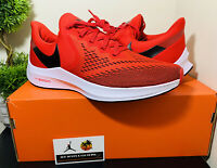 Nike Zoom Winflo 6 University Red/Black-Gym Red Size-9