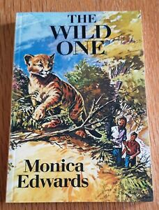 The Wild One – Monica Edwards – GGB, Punchbowl **RARE**