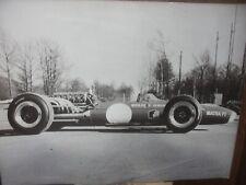 MATRA F1 V12 1968 photo de presse