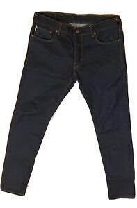 ROKKER Riding Culture selvedge Jeans - Blue 34/34