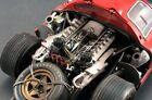 Classic Custom Dream Built Metal Model Concept Hot Rod Race Sports Promo Car