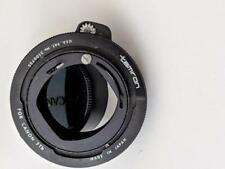 Tamron Adaptall  Adapter for Canon FD