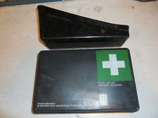 MERCEDES First AID Kit & HOLDER W113 230 250 280 SL W111 220 250 280 SE W112 300
