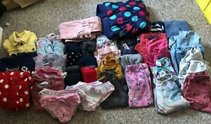 Large girls bundle of clothes age 3-4yrs inc Next, M&S,H&M, Mini club many more