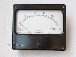 Microampere meter 150uA for KALIBR L1-3 or L3-3 VACUUM TUBE TESTER