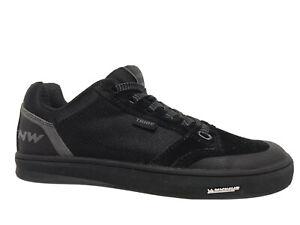 Northwave Tribe Mountain Bike Shoes Flat Pedal Lightweight Suede Men Sz 9.5 VGUC