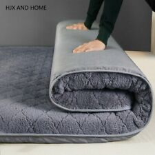 Keep warm in winter mattress Foldable mats King Queen Twin Full-Size bed product
