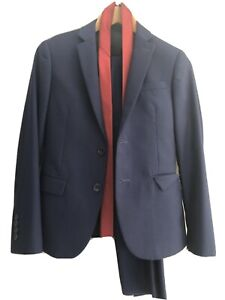 Boys 3 Piece Suit Age 14 French Eye
