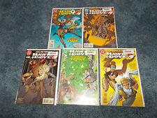 Dc Hawk and Dove Series 4 (1997) Complete Set Full Run Comic Book lot of 1-5