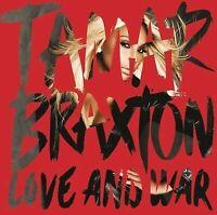 TAMAR BRAXTON - LOVE AND WAR NEW CD